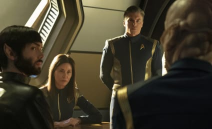Red Angel or Red Herring -- Was Star Trek: Discovery's Reveal Worth the Wait?