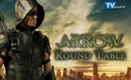 Arrow Round Table: Here Lies... WHO?!?
