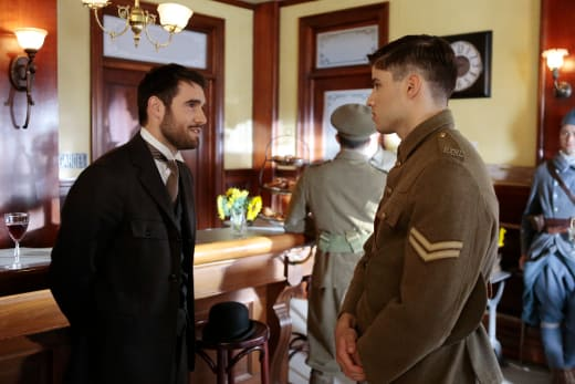 Father and Son - Time After Time Season 1 Episode 5