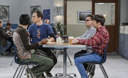 The Big Bang Theory Season 10 Episode 9 Review: The Geology Elevation