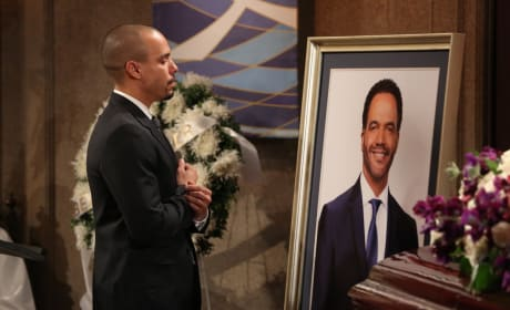 Devon Says Goodbye - The Young and the Restless
