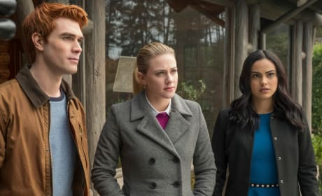 The Original Love Triangle - Riverdale Season 2 Episode 14