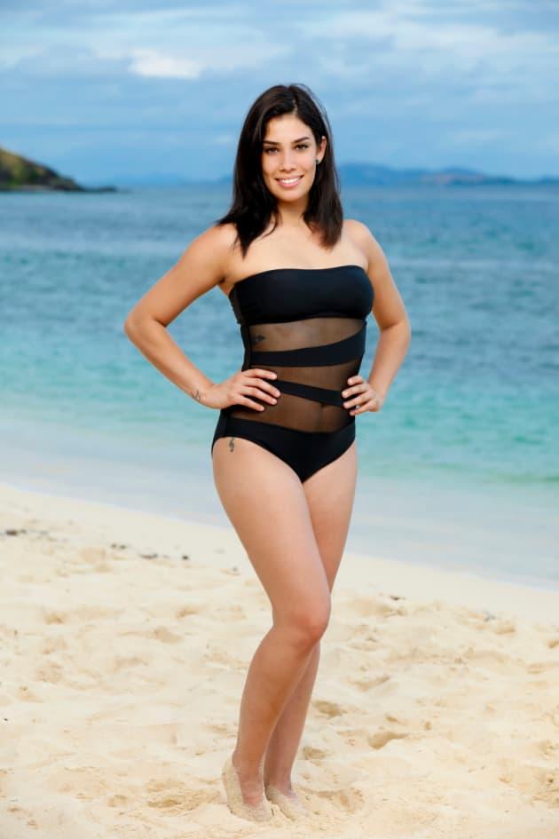 Stephanie Gonzalez - Survivor