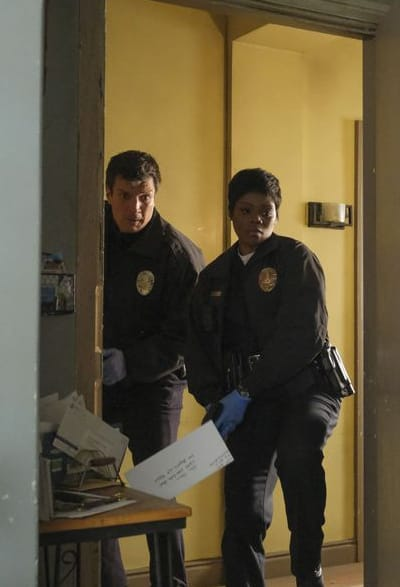 What Are They Walking In To? - The Rookie Season 1 Episode 20