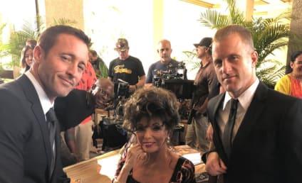 Hawaii Five-0 Casts Joan Collins!