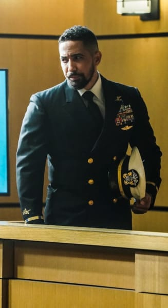 On the Stand - SEAL Team Season 4 Episode 11