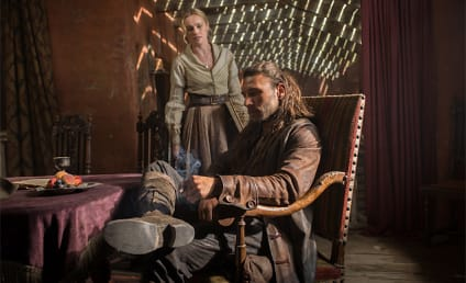 Black Sails Season 2 Episode 2 Review: X