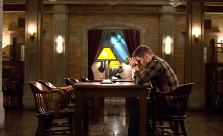 Pensive Dean - Supernatural Season 10 Episode 10