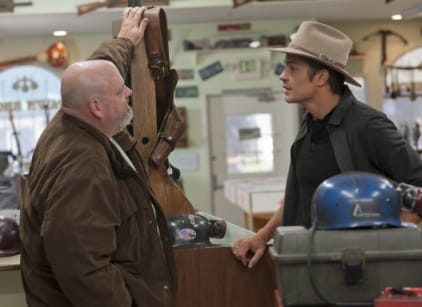 Watch Justified Season 3 Episode 3 Online