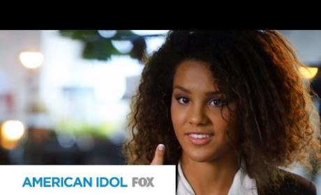 Tristan McIntosh Audition - American Idol Season 15
