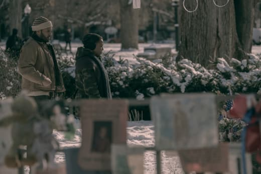 Mourning in Little America - The Handmaid's Tale Season 2 Episode 7