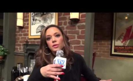 Leah Remini Joins The Exes