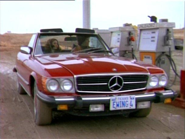 17 most awesome automobiles on tv page 3 tv fanatic for Mercedes benz parts dallas