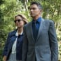 Elizabeth and Henry - Madam Secretary Season 5 Episode 7
