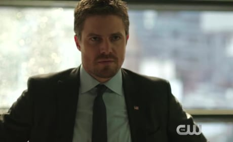 Arrow Promo: Who Failed Star City?