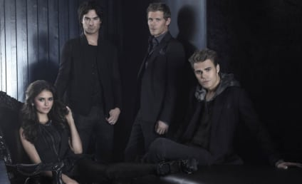 "The Vampire Diaries Description: ""Before Sunset"""