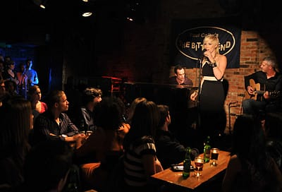 Natasha Bedingfield Performs