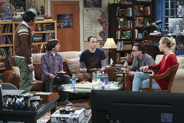 Going sheldon less the big bang theory