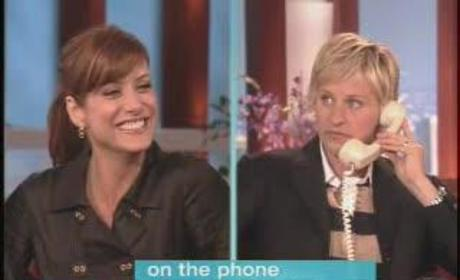 Ellen DeGeneres Asks About Private Practice