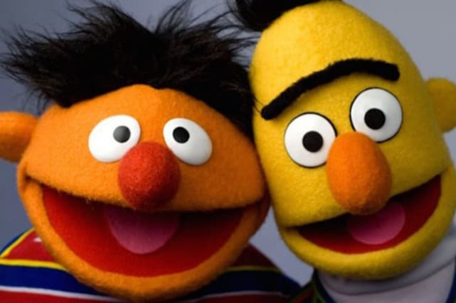 Bert and Ernie - Sesame Street