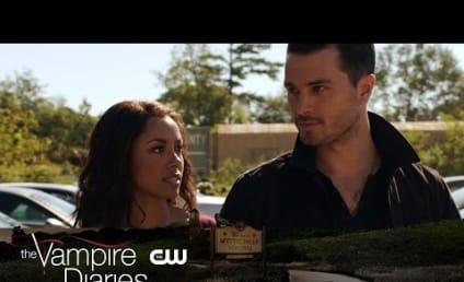 The Vampire Diaries Sneak Peek: BENZO ALERT!