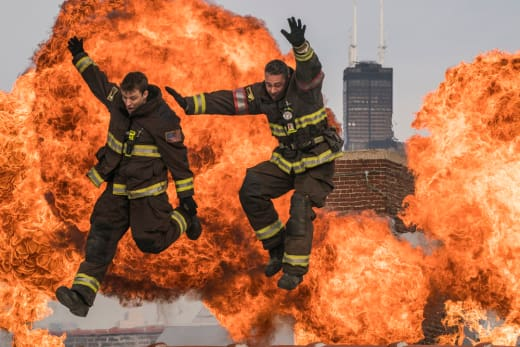 Best Course of Action - Chicago Fire