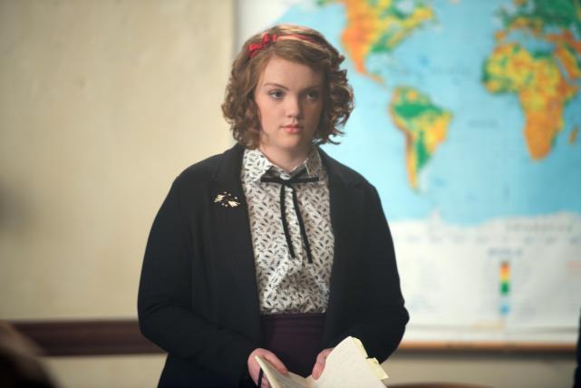 Ethel Returns - Riverdale Season 1 Episode 9