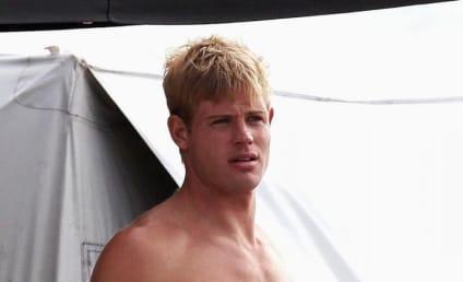 Spotted on 90210 Set: Trevor Donovan, Cute Gals