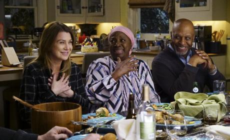All Laughs - Grey's Anatomy Season 13 Episode 18