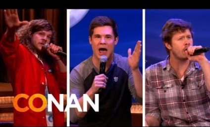 Workaholics Cast Appears on Conan, Owns the Internet with Best Friend Song
