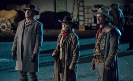 The Wild West - DC's Legends of Tomorrow