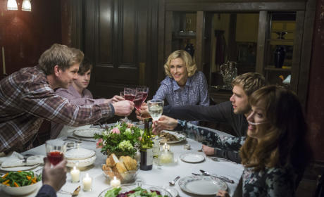 Family Dinner - Bates Motel Season 3 Episode 7