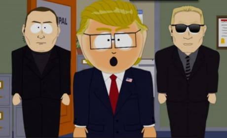 The President-Elect - South Park