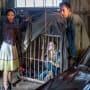Crazy Lady in Cage - Preacher Season 2 Episode 1