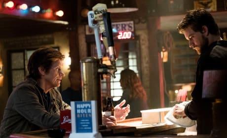 Talking with Dad - Animal Kingdom Season 3 Episode 1