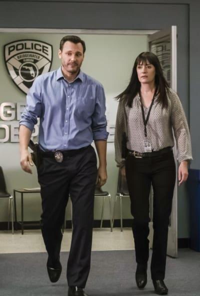 On a Case - Criminal Minds Season 13 Episode 5