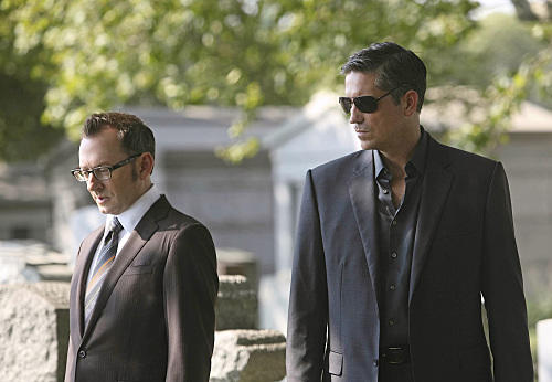 Person of Interest Duo