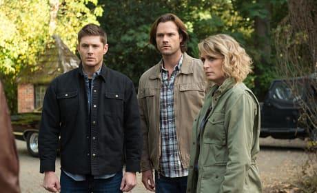 Sam and Dean have arrived - Supernatural Season 12 Episode 6