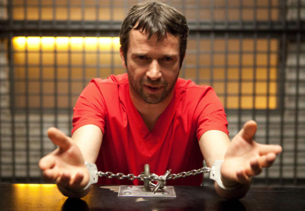 James Purefoy on The Following