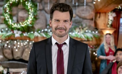 Mark Deklin Previews Meet Me at Christmas, Talks New Filming Protocals & More