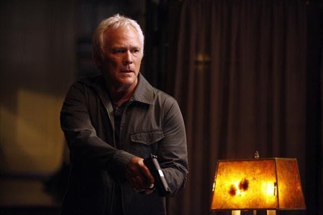 The White-Haired Man Captures Nolan