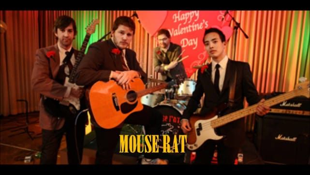 Mouse Rat - Parks and Recreation
