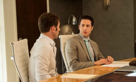 Evan Is Taken Aback - Royal Pains Season 8 Episode 6