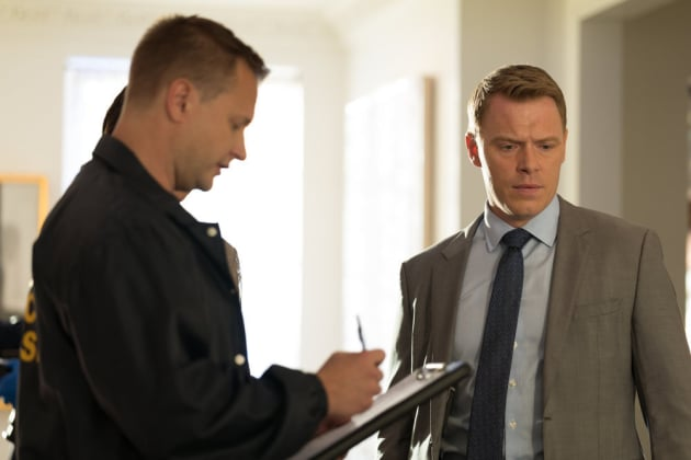 More Clues - The Blacklist Season 5 Episode 1