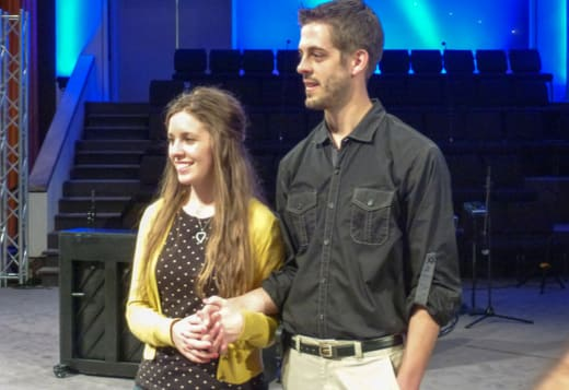 Derick and Jill Pic