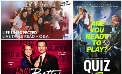What to Watch: Dirty John Season 2, Quiz, 13 Reasons Why, Life Unexpected Table Read