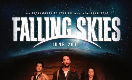 Falling Skies Poster