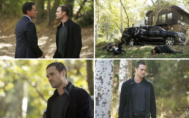 Ward kidnaps his brother agents of shield