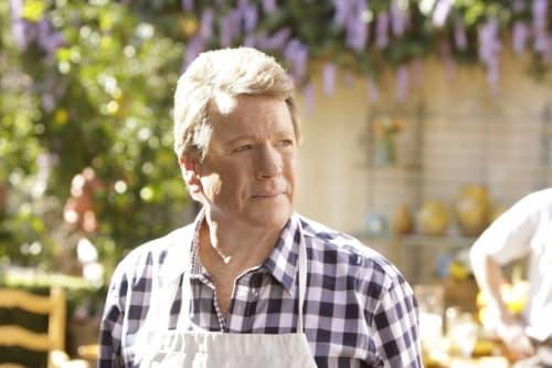 Ryan O'Neal on 90210
