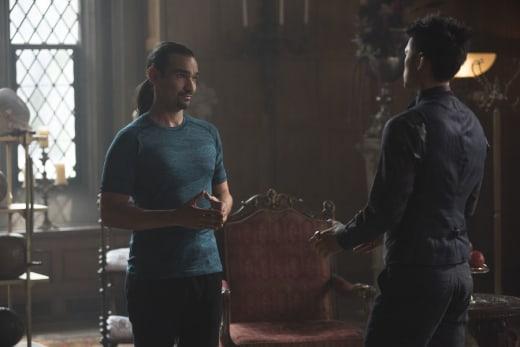 Nothing is Free - Shadowhunters Season 3 Episode 14